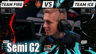 DoubleLift Twitch vs Froggen Olaf | Game 2 Semi Finals 1v1 All-Stars 2015 | NA vs EU