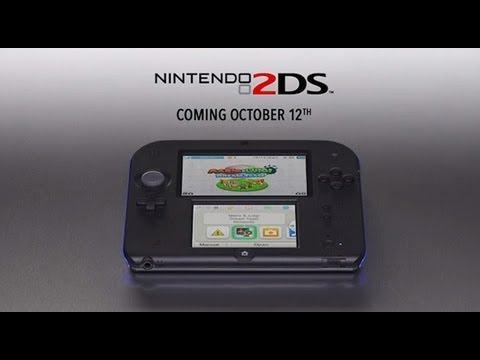 Nintendo 2DS der bessere 3DS | Talk | LowRez HD