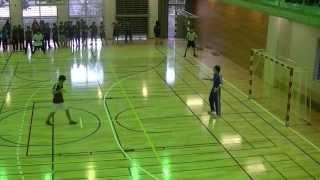 ハンドボールhandball 麻布大学×自治医科大学 PT