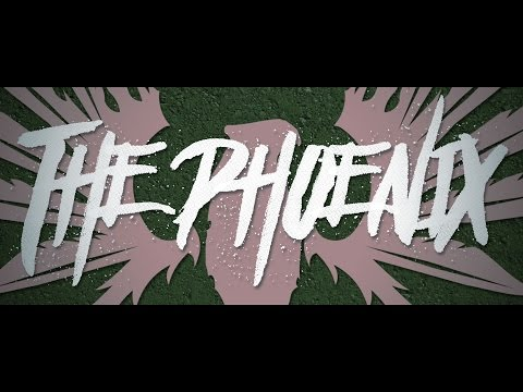 The Phoenix - Fallout Boy (Kinetic Typography)