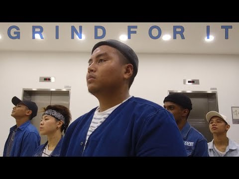 Grind For It by Eliott Trent | Choreographed by Luqmanul Hakeem