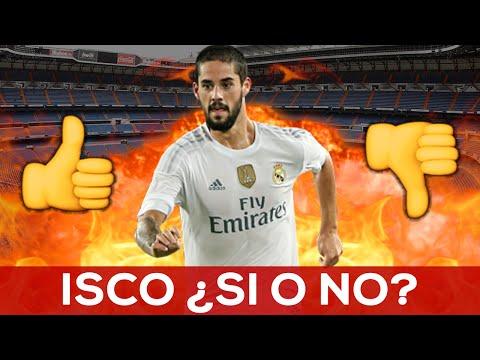 Francisco Alarcón ISCO | ¿Debería el Real Madrid quedarse con él? | FICHAJES