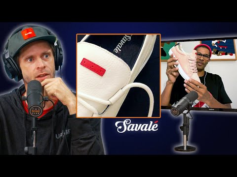 "Alphonzo Rawls Talks About ""Savale"" His New Footwear Company!!"