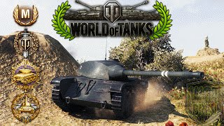 World of Tanks - AMX CDC - 11 Kills - 7.5k Damage - SW [Replay|HD]