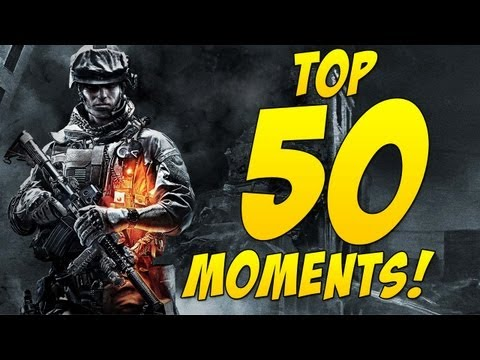 Top 50 Greatest Moments in Battlefield 3 (GameSprout)