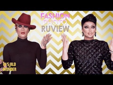 Raja And Raven Fashion Photo Ruview Season 6 RuView w Raja amp Raven