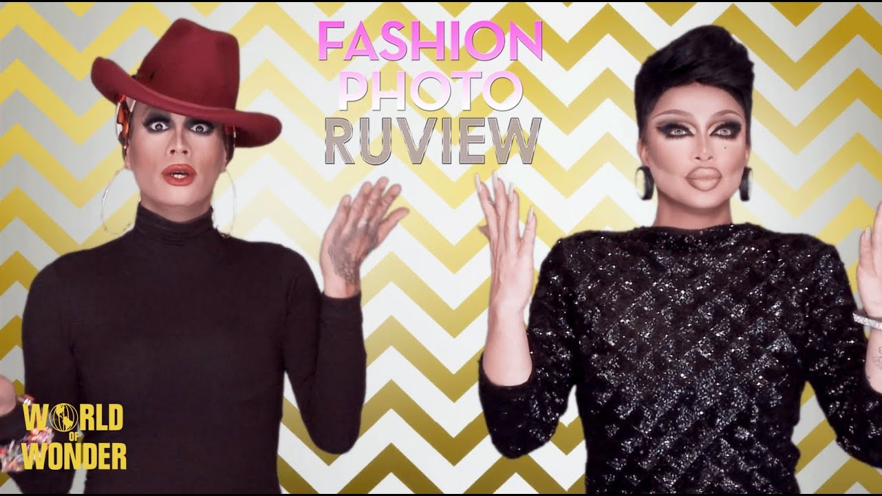 Rupaul Fashion Photo Ruview Season 7 Spoiler Alert RuPaul s Drag
