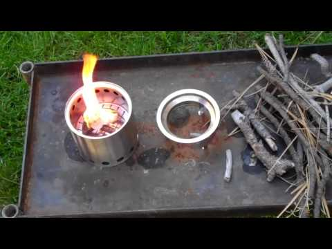Is the Solo Stove biomass backpacking stove the right solution? Survival Gear Review