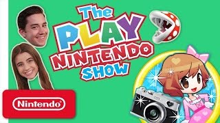 The Play Nintendo Show - Episode 4: Glam Party with Style Savvy: Fashion Forward