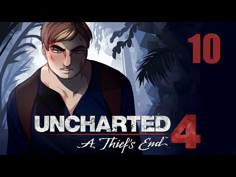 Uncharted 4: A Thief's End Playthrough Part 10 - The Football/Soccer Conundrum