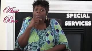 Aunt Boo Answers Your SEX Questions 😳😂😂