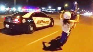 COPS VS BIKERS | POLICE STOP MOTORCYCLES!