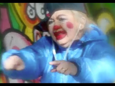 Thumbnail of video Lo ltimo en INTERNET: la abuela rapera clown.