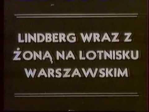 Charles Lindbergh Na Lotnisku W Warszawie 1938