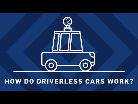 How Do Driverless Cars Work? - Brit Lab