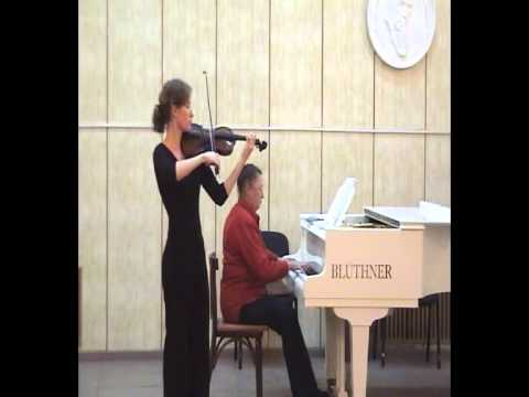 Бах Иоганн Себастьян - СОНАТА РЕ-МАЖОР ДЛЯ СКРИПКИ И фортепиано, Op.16, No1 Клавир