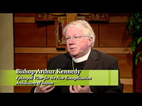 Bishop Kennedy: Moving toward God, fulfilling who we are