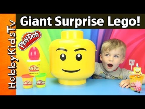 A Videos About Hobby Kids Tv Surprise Toys