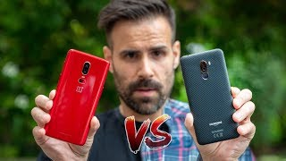 Pocophone F1 vs OnePlus 6 Review // There can only be One! 🤯