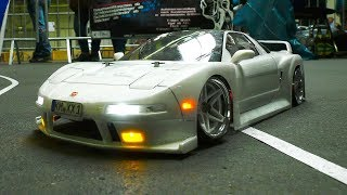 AMAZING RC MODEL DRIFT CARS IN DETAIL AND ACTION!! *REMOTE CONTROL DRIFT CARS