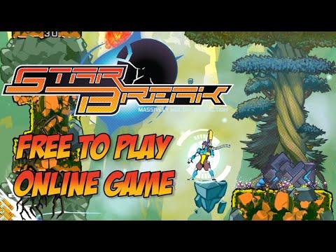 FUN FREE TO PLAY MMO ACTION GAME - StarBreak Gameplay Walkthrough