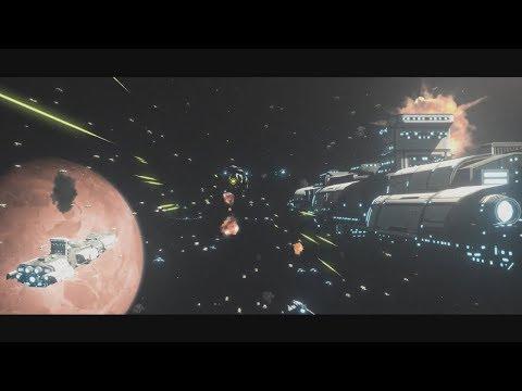 Legends Never Die - Stellaris Apocalypse Cinematic Trailer