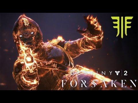 МЕСТЬ ЗА ДРУГА И РАЗБОРКИ В ПВП ► Destiny 2: Forsaken