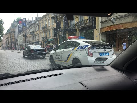 Задерживает полиция Львова