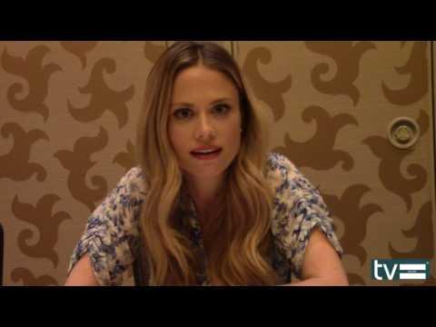 Claire Coffee Interview - GRIMM SEASON 6