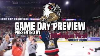 Game Day Preview - October 13 @ San Jose Barracuda