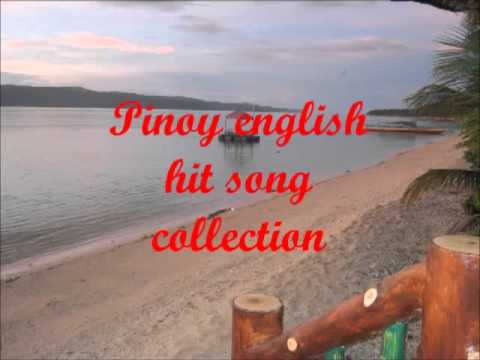 Pinoy English Hit Song Collection video