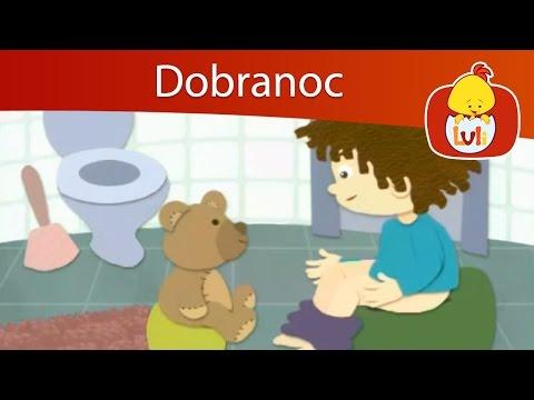 Dobranoc - Kąpiel: Nocnik, Dla Dzieci Luli TV - Videos For Babies