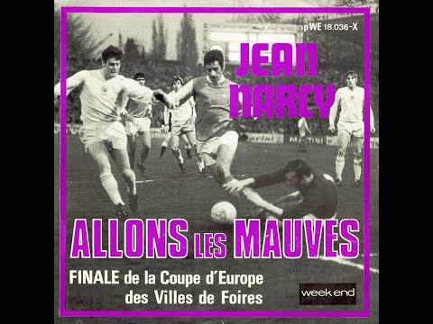 Jean Narcy - Allons les mauves (R.S.C. Anderlecht) (1967)