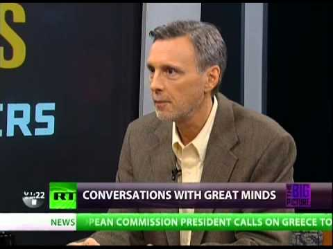 Conversations w/Great Minds - NSA Whistleblowers - Are They Spying on the Entire Country? P2