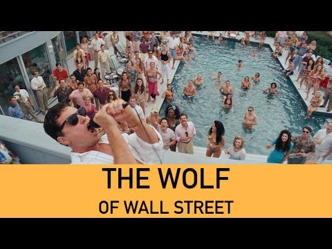 Why I Love The Wolf of Wall Street