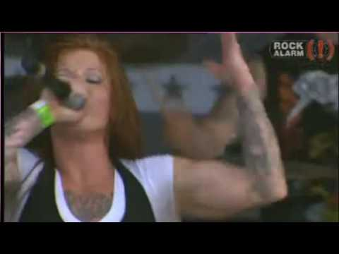WALLS OF JERICHO - Try.Fail.Repeat (Wacken 2009 live)