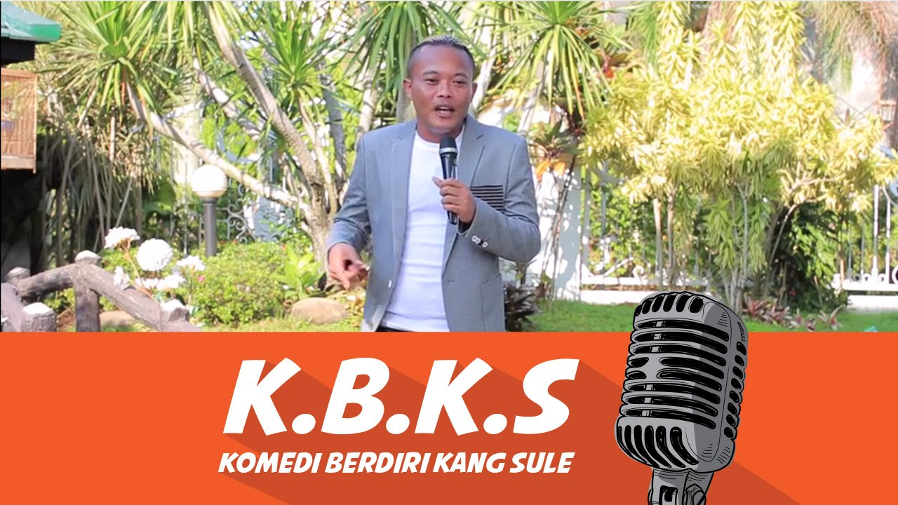 (S.U.C.K.S) Stand Up Comedy Kang Sule #1