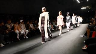2015 F/W Seoul Fashion Week 'S=YZ' Collection (2015 fw 서울패션위크 에스이꼴와이지)