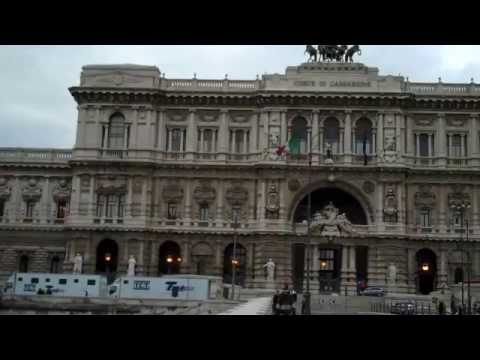 Corte Di Carrazione in Rome: Rome Tourist Attraction