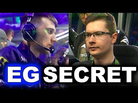 EG vs SECRET - HYPE IS REAL! #TI8 - THE INTERNATIONAL 2018 DOTA 2