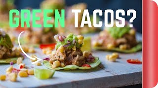 Lean And Green Chicken Tacos #spon
