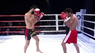 Metehan Karaca vs Bünyamin Aliyev | Alanya K1 FİGHT 2018