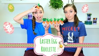 Easter Egg Roulette | Brooklyn and Bailey