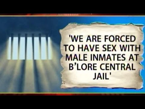 Women Inmates Allege Forced Sex In Bangalore Central Jail video