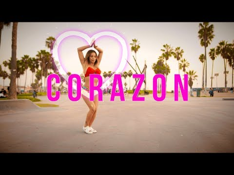 Maluma - Corazon ft. Nego do Borel | Magga Braco Dance Video