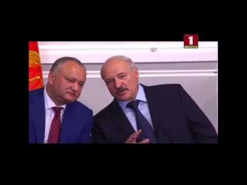 Как Лукашенко Славянский базар смотрел и Лепсу подпевал