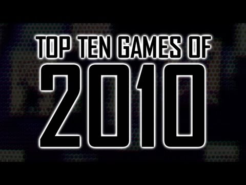 Top 10 Games of 2010