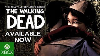 The Walking Dead: The Telltale Definitive Series - Launch Trailer