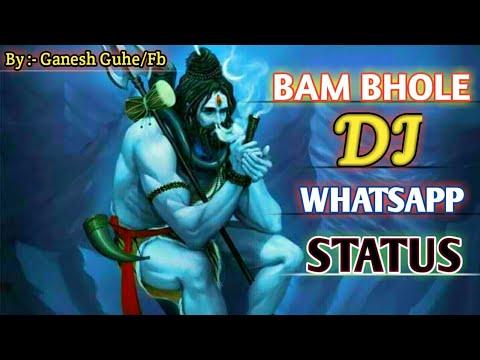 Whatsapp Status #17 Bam Bhole Whatsapp Status Video| Bholenath Mahakal Dj Status| Bam Bhole Dj Song