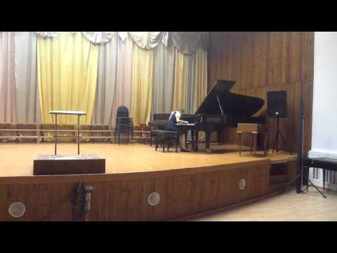Бах Иоганн Себастьян - BWV 776 - Инвенция №5 (ми-бемоль минор)